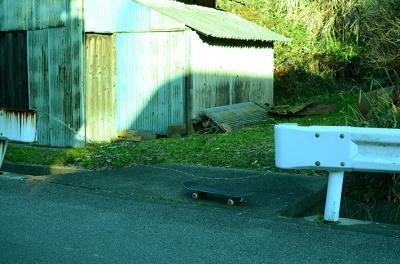 スケートボード ときどき*カメラ
