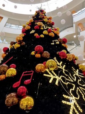 クリスマスツリー ときどき*カメラ