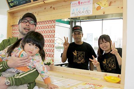 カレーとナンで500円!テイクア...