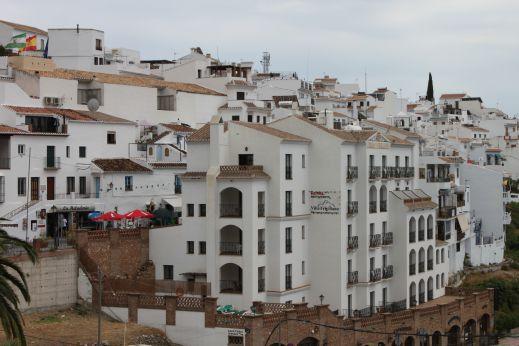 スペイン白い村