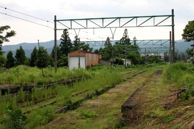 田舎の写真 廃線