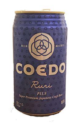 COEDOビール 瑠璃