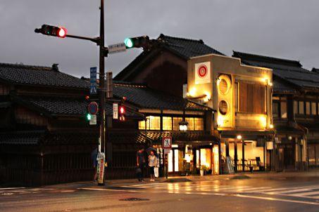 金沢 城下町