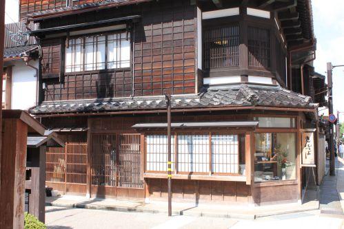金沢 東茶屋