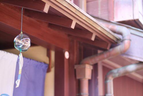 金沢 東茶屋 風鈴