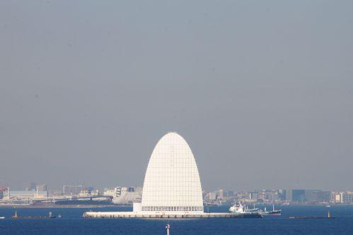 海ほたる 風の塔