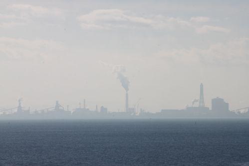 海ほたる 工場
