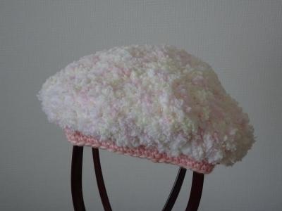 girlsベレー帽