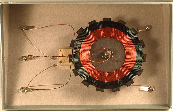 鉱石ラジオキット