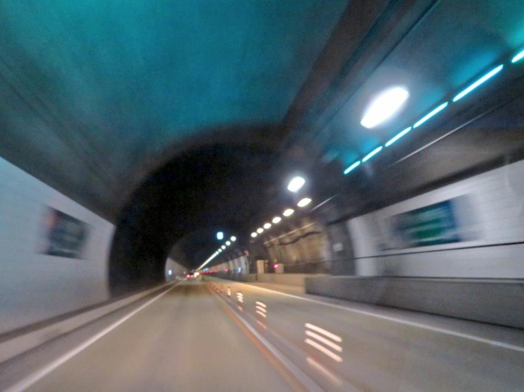 飛騨トンネル カントリーサイン