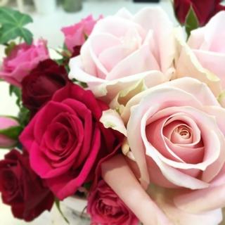 #ateliek #flower #rose #フラワーアレンジメント#レッスン#flowerarrangement #lesson