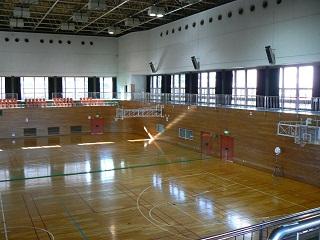 体育館(改修前)