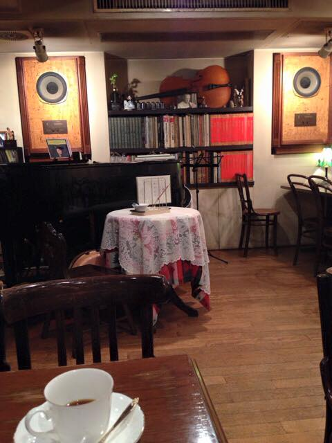 音楽喫茶店