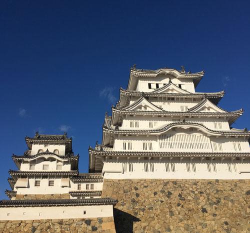 姫路城 大阪 観光
