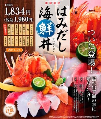 1607寿し一貫海鮮丼