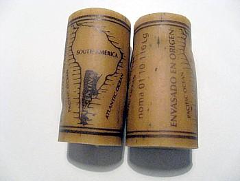 ワインの栓