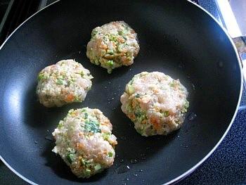 チキンバーグ8