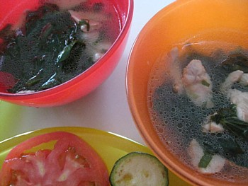 らでぃっしゅぼーやで作る料理6