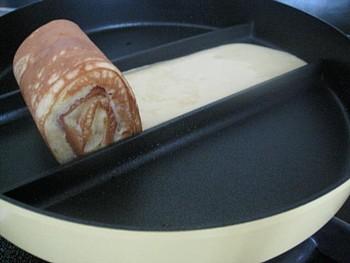 手作りバームクーヘン15