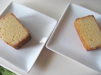 贅沢輪三盆のパウンドケーキ2
