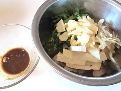 里芋とみょうがの和え物0.JPG