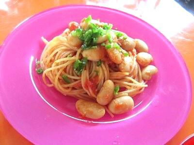 豆のトマトパスタ (12).JPG
