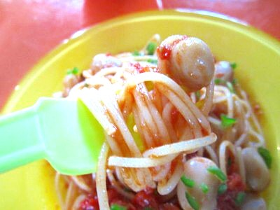 豆のトマトパスタ (13).JPG