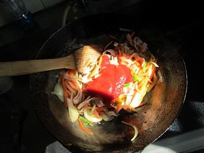 ナポリタンとサツマイモのスープ (18).JPG