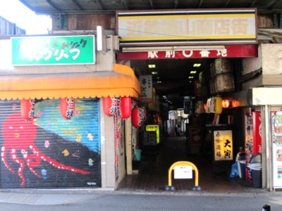 近鉄桃山御陵前商店街 (2).JPG