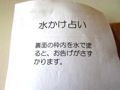 御香宮 お守りと占い (4).JPG