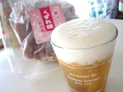 梅ビールカクテル (3).JPG