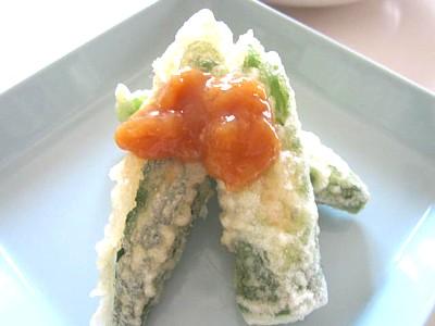 梅肉ソースで食べる揚げ物 (6).JPG