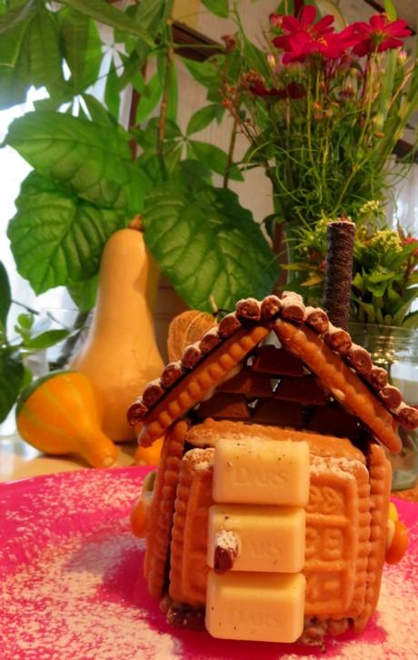 森永お菓子の家
