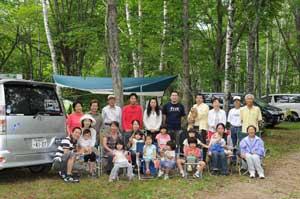 日和田高原 キャンプ