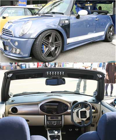 BMW ミニクーパー