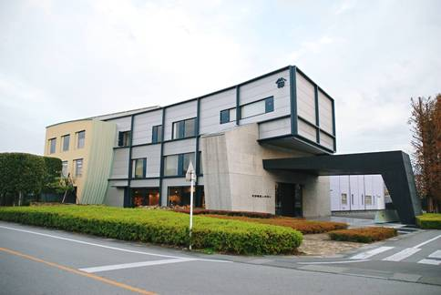 印傳屋本社・工場