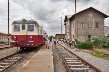 電車でIKEA