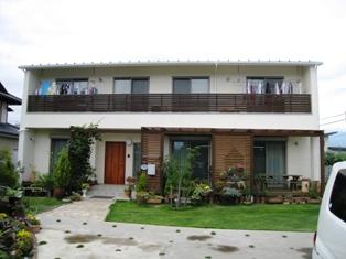 2006年に新築した須田邸