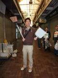 赤羽一番街商店街お掃除ありがとう