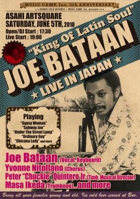 JOE BATAAN LIVE IN JAPAN