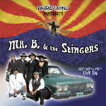 Mr.B & the Stingers