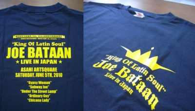 JOE BATAAN LIVE IN JAPAN T-Shirts