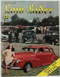 Lowrider Magazine