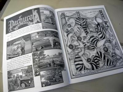 Cholo Style Magazine