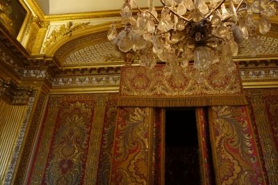 王様の寝室