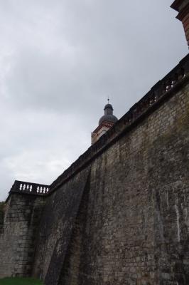 マリエンベルク要塞の壁