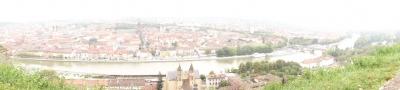 ビュルツブルクの眺め