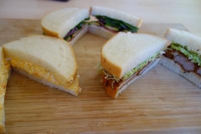 サンドイッチ2