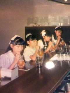 ピアノの発表会松岡四姉妹