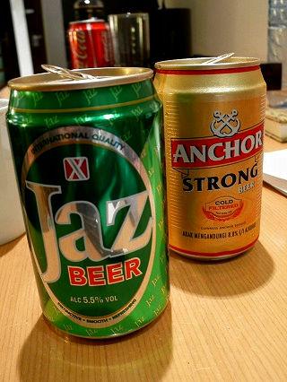 マレーシアのビール